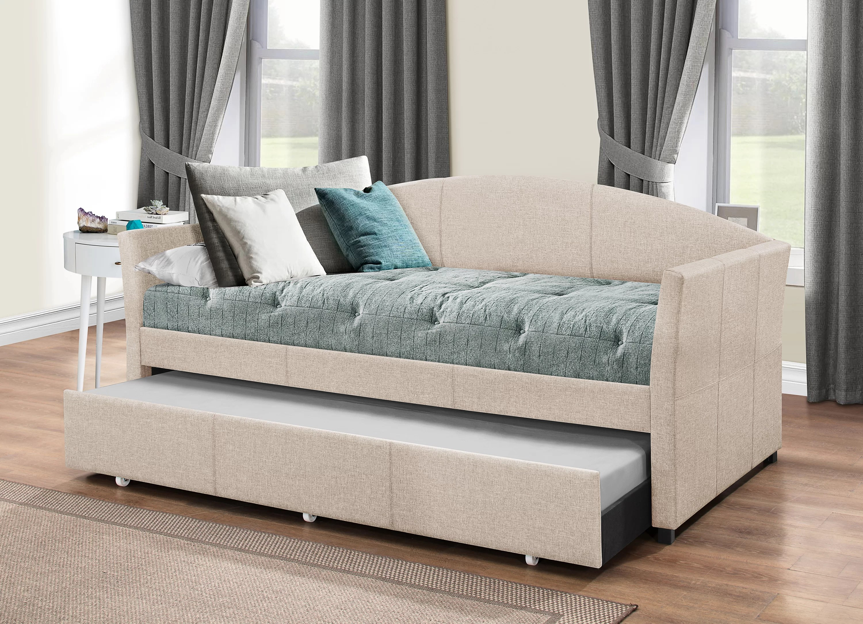 Alvina Twin Daybed With Trundle Reviews Joss Main