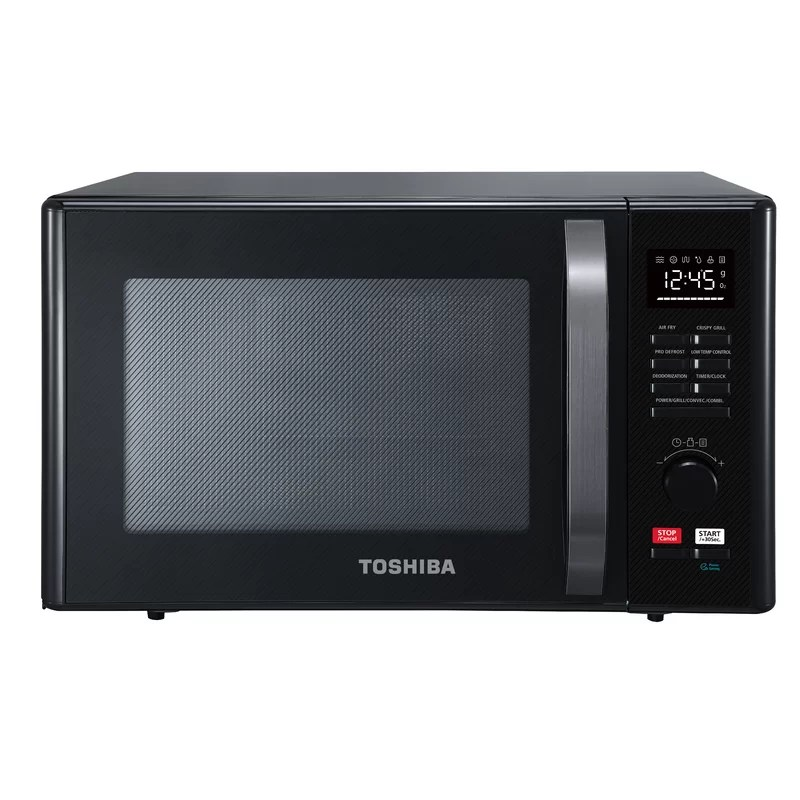 6 in 1 multifunctional 20 1 cu ft countertop convection microwave