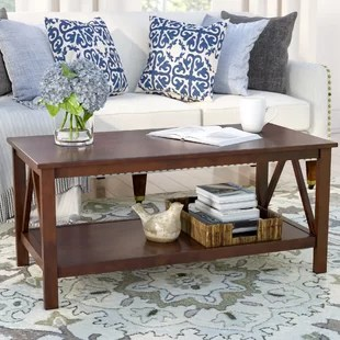 set of tables for living room traditional sofa the coffee table sets you ll love wayfair brassiewood 2 piece