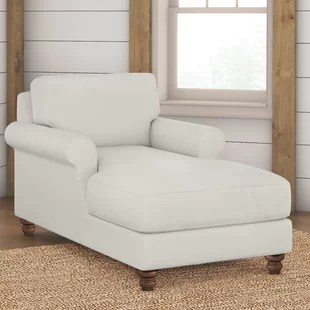 white chaise chair sash rental lounge chairs you ll love wayfair kirkley wellston