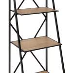 Ironton Ladder Bookcase