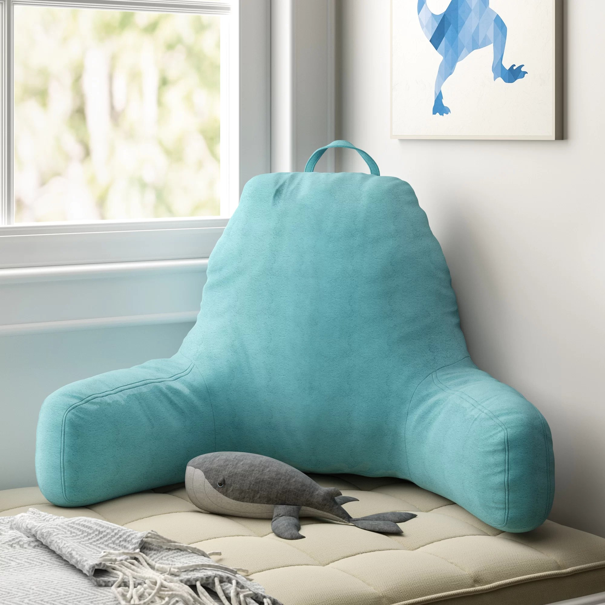 zukowski bed backrest pillow