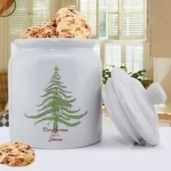 Lenox Christmas Chair Covers Kids Table Amd Chairs Holiday Cookie Jar Wayfair Personalized Tree