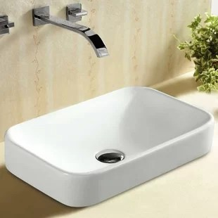 shallow vessel bathroom sinks you ll