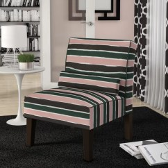Upholstered Slipper Chair Lift Companies Brayden Studio Wampler Linen Wayfair