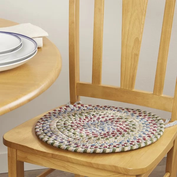 shabby chic chair pads