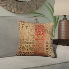 Decorative Accent Pillows Living Room Leather Set Clearance Throw You Ll Love Lenzee Pillow