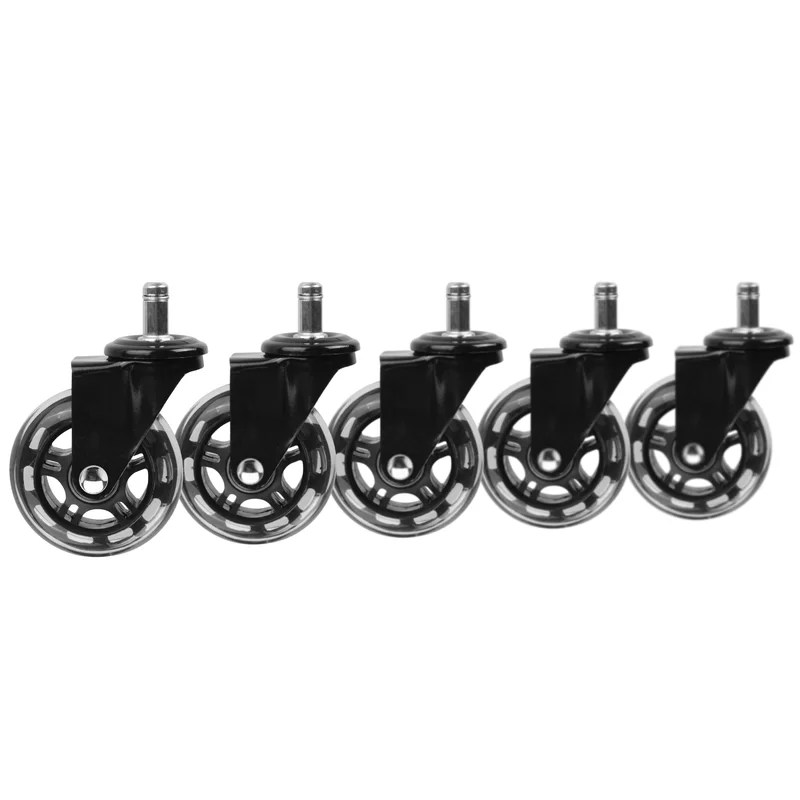 office chair casters kids with name slipstick rollerblade reviews wayfair