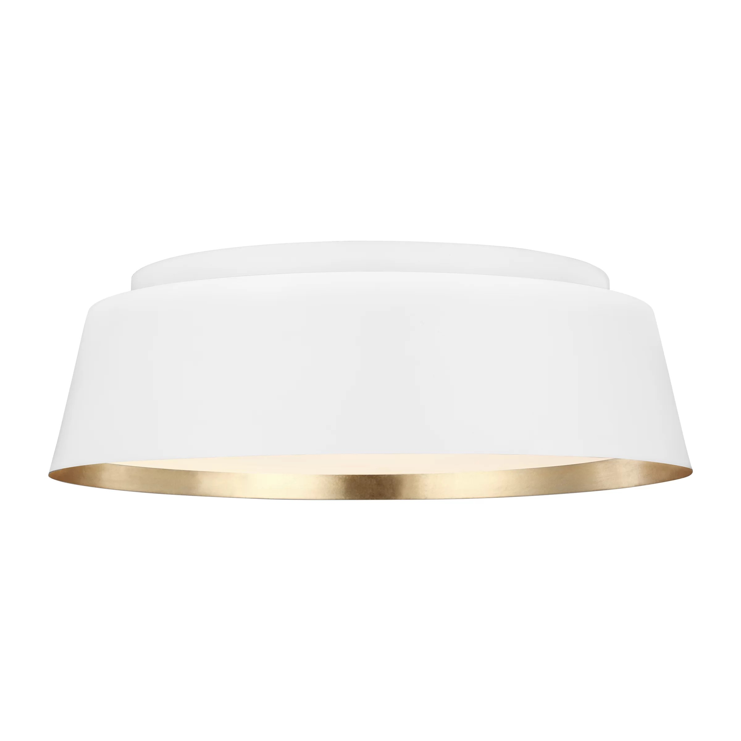 asher 3 light 14 5 simple drum flush mount