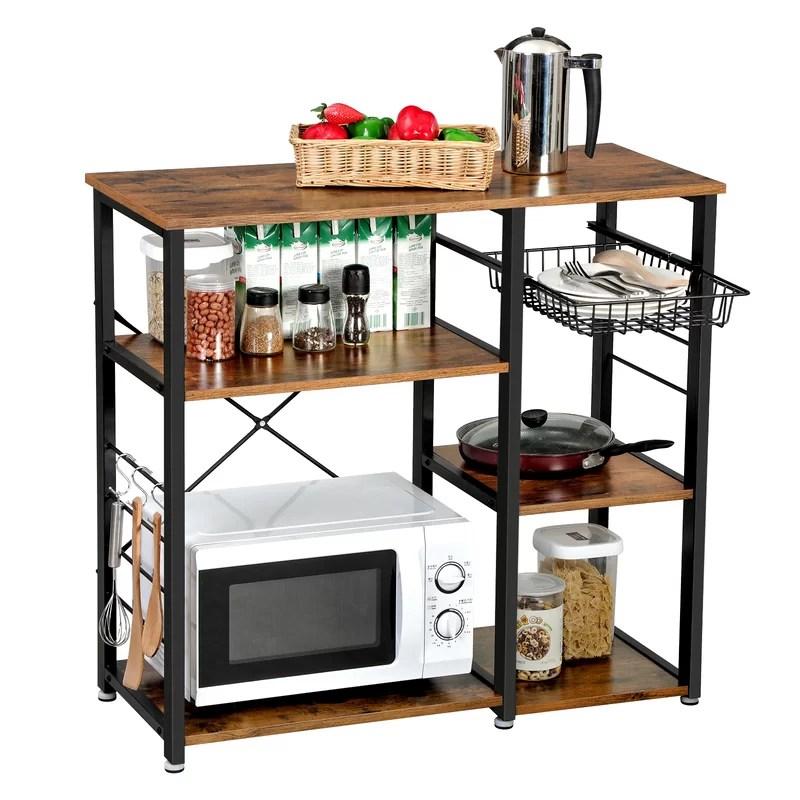 milburn kitchen cart