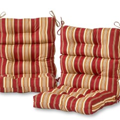 High Back Wicker Chair Cushions Slipcovered Dining Chairs Bayou Breeze Peery Indoor Outdoor Lounge Cushion Set Reviews Wayfair