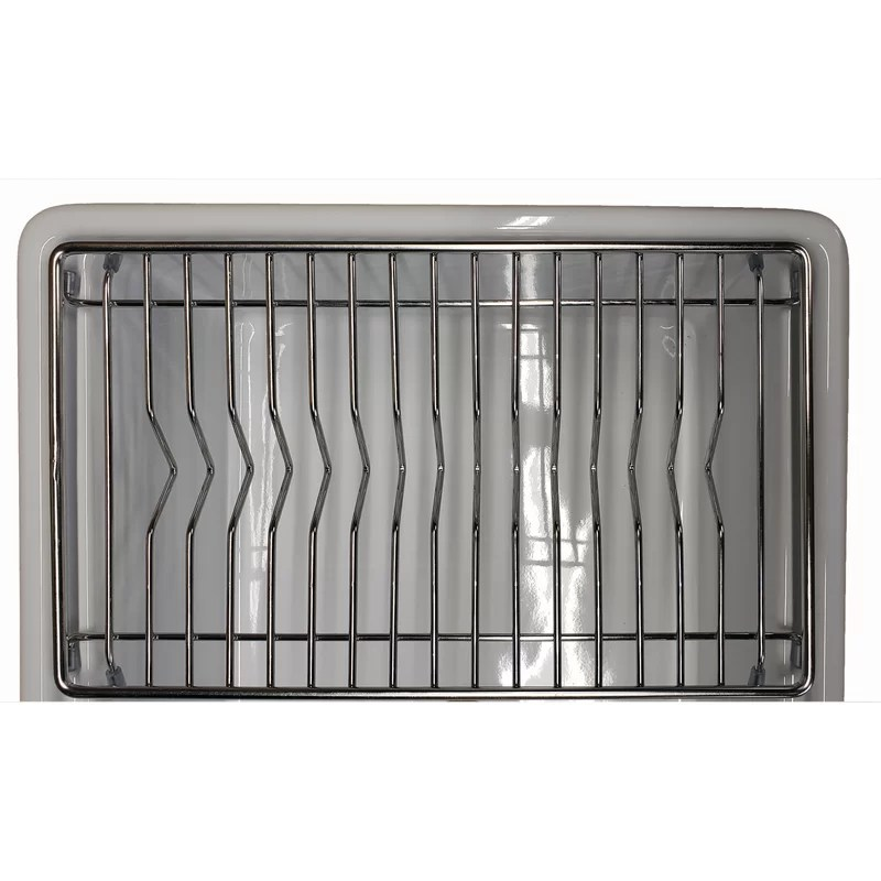 tosca stainless steel in sink dish rack