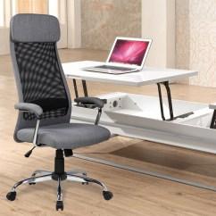 Executive Mesh Office Chair Hammock Stand Kijiji Ebern Designs Farmer High Back Ergonomic