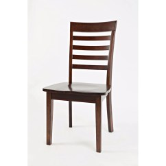Unfinished Ladder Back Chairs Wedding Chair Cover Hire Brighton Alcott Hill Dunster Solid Wood Dining