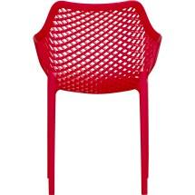Curnutt Stacking Dining Arm Chair & Allmodern