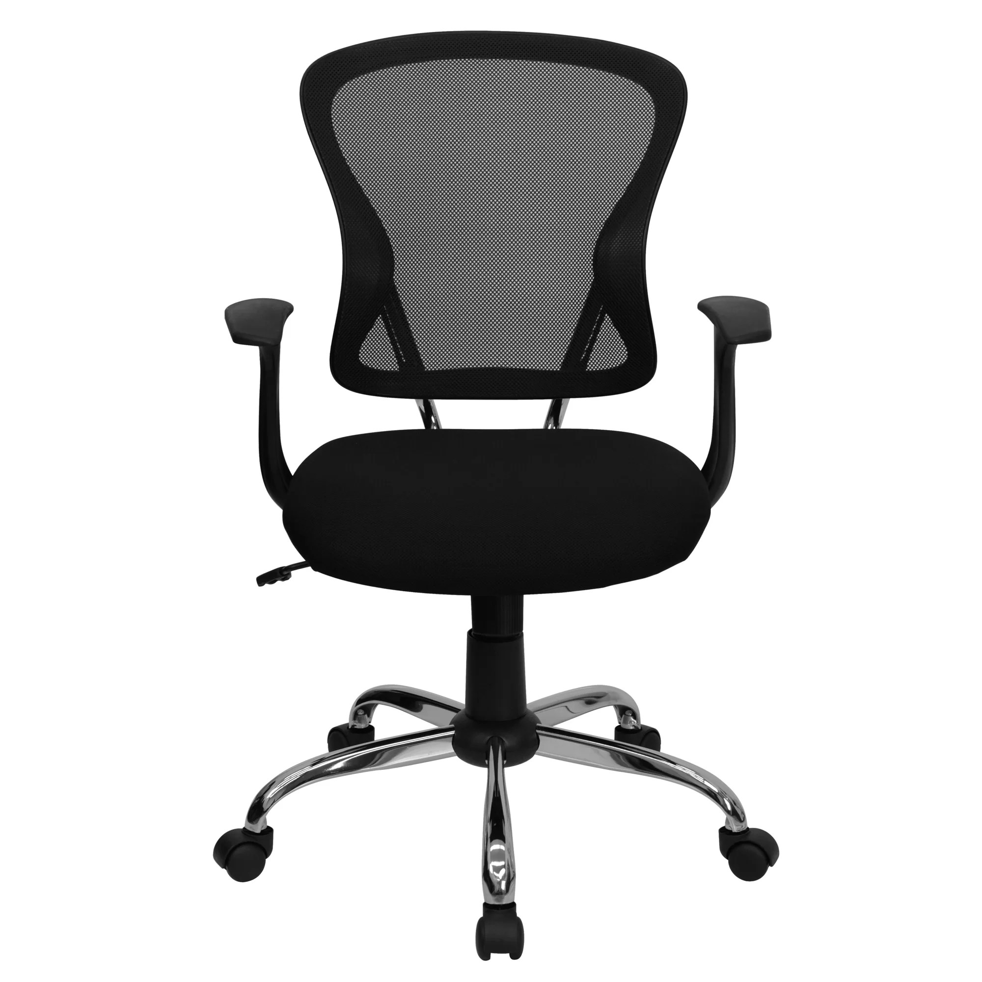 mesh gaming chair dicks beach chairs symple stuff clay mid back desk and reviews wayfair