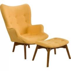 Modern Wingback Chair Canada Covers For Protection Langley Street Canyon Vista Mid Century Set