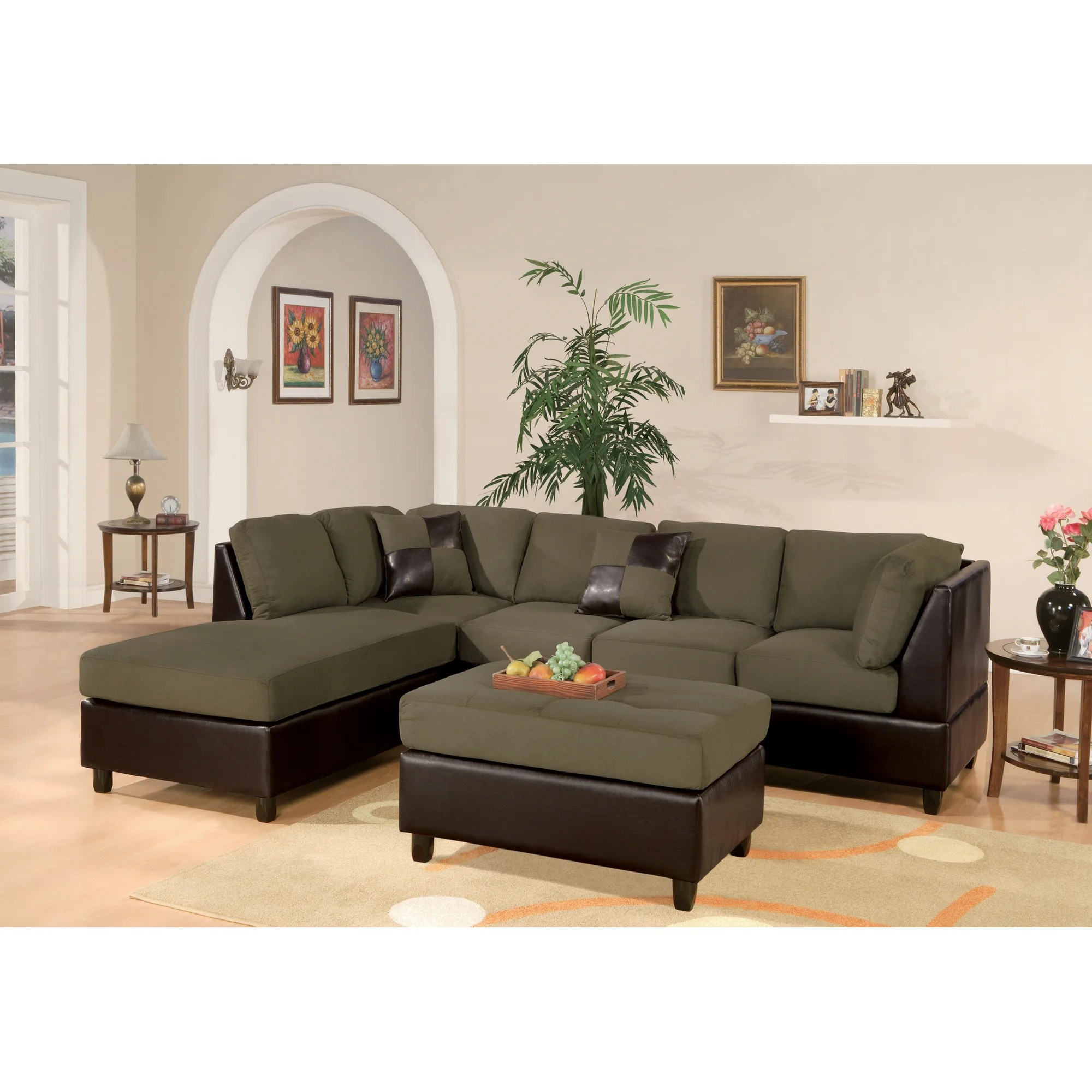 hayden sectional sofa with reversible chaise best bed sleepers inspirational sofas