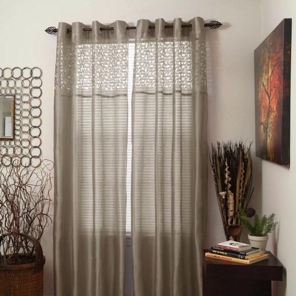 9.5 Inch Grommet Curtain Panels
