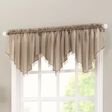 Window Valances Café & Kitchen Curtains You'll Love Wayfair