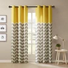 Chevron Curtains You'll Love Wayfair
