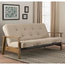 frameless futon  Home Decor
