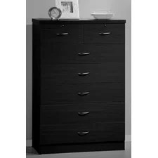 Ethnicraft Nordic Oak 3 Drawer Chest Of Drawers Solid Wood Furniture
