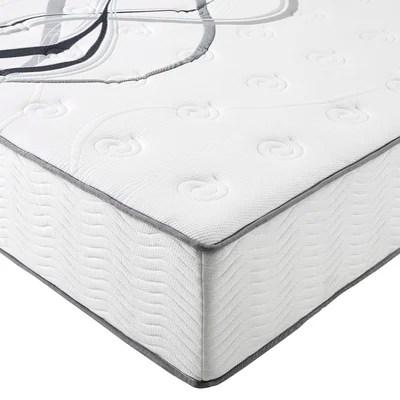 Eco Lux Charlotte Gel Foam Innerspring 13 Firm Hybrid Mattress Reviews Wayfair Ca