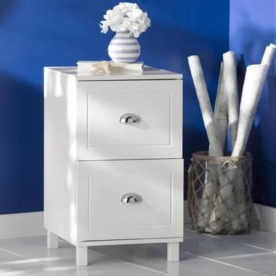 Breakwater Bay Graylag 2 drawer filing cabinet