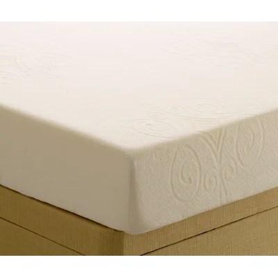 Home Loft Concept Brisbane Memory Foam Mattress Reviews Wayfair Co Uk