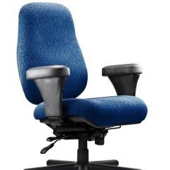 Neutral Posture Chair Ergonomic Big And Tall Jr Large High Back Desk Ebay