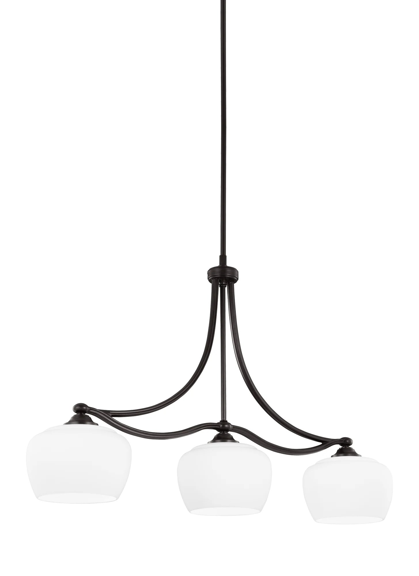 Darby Home Co Eyers 3 Light Pool Table Lights Pendant