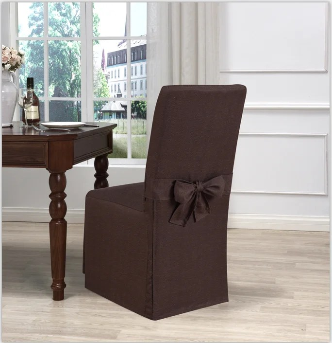 dining chair covers in store table and rentals san diego ophelia co slipcover ebay