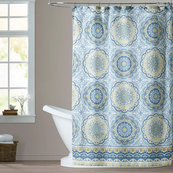 Shower Curtains & Accessories You'll Love Wayfair