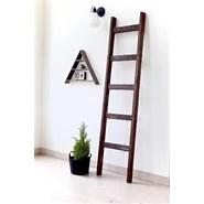 Free Standing Ladder Towel Rack