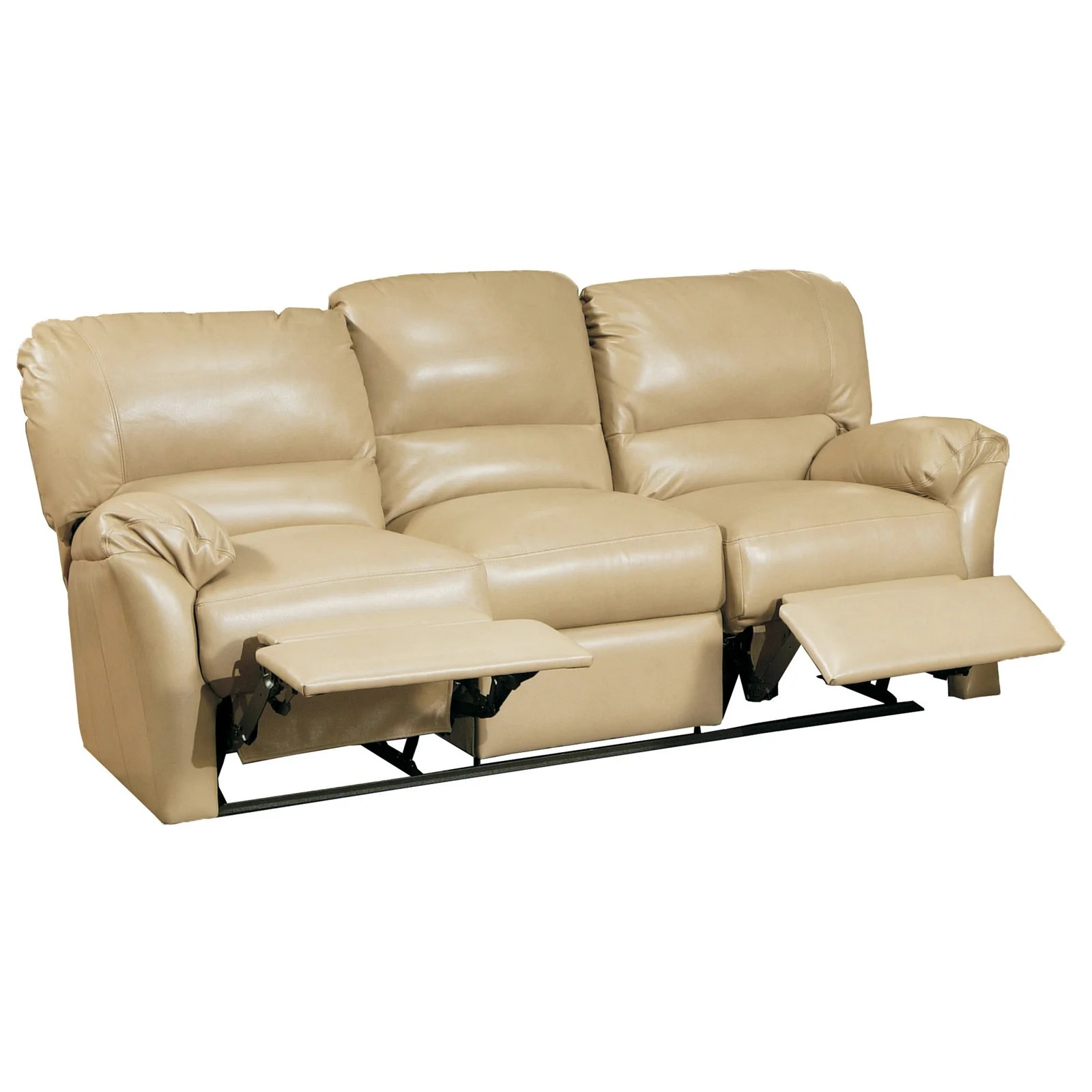 Omnia Leather Mandalay Reclining Sofa Reviews Wayfair