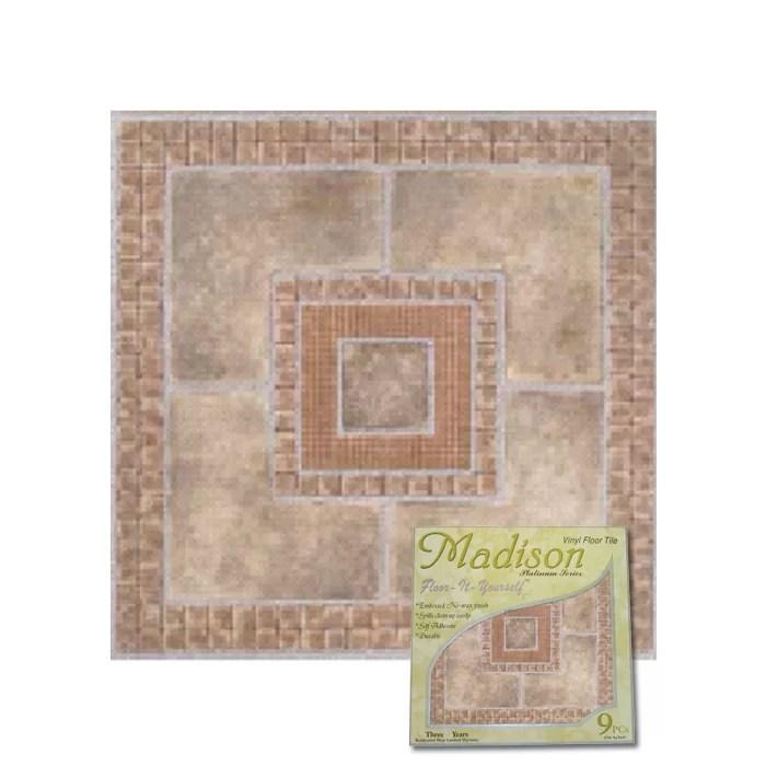 Dynamix Vinyl Floor Tiles