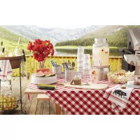 "Nordic Ware 10"" Melamine Picnic Plate & Reviews"