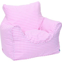 Bean Bag Chair Covers Accent Chairs With Arms Under 100 Babyface Gingham Cover Wayfair Co Uk