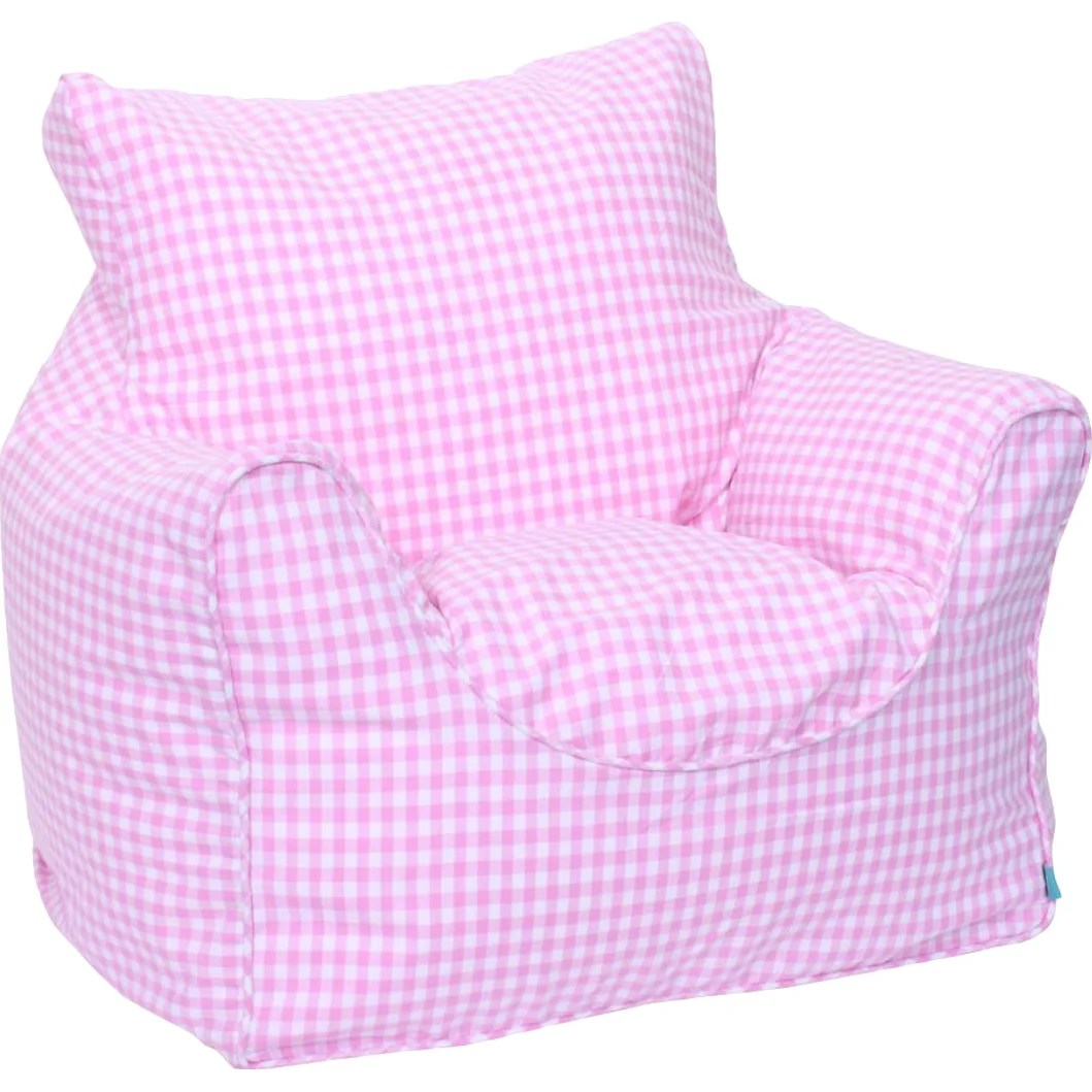 Bean Bag Chair Cover Babyface Gingham Bean Bag Chair Cover Wayfair Co Uk