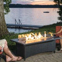 17 High BTU Fire Pit Tables- 60,000 BTU Propane Fire Pit ...