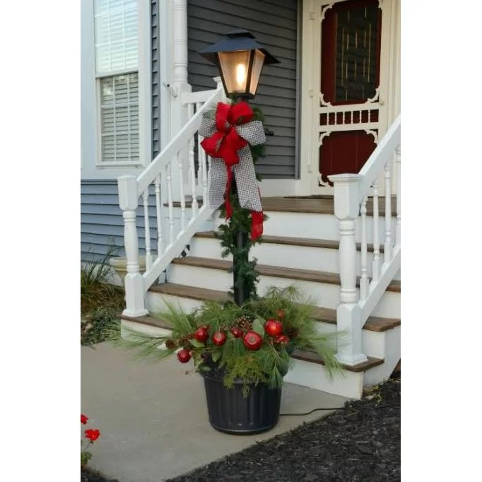 Patio Living Concepts Cape Cod Outdoor 1Light 80 Post