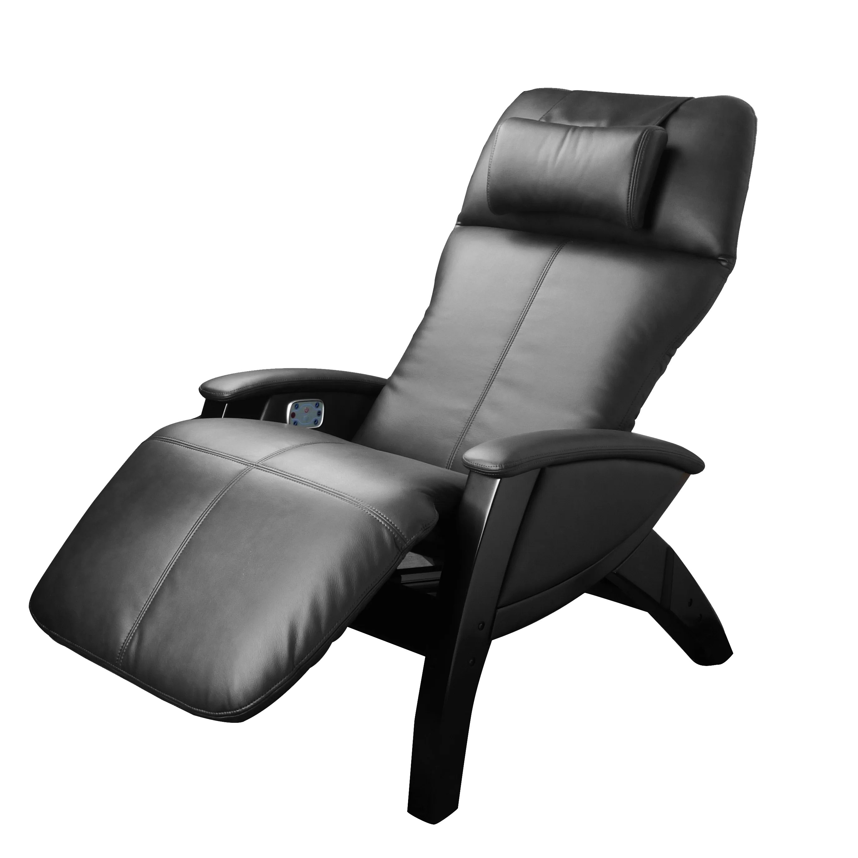 Svago Chair Cozzia Dual Power Zero Gravity Recliner Wayfair