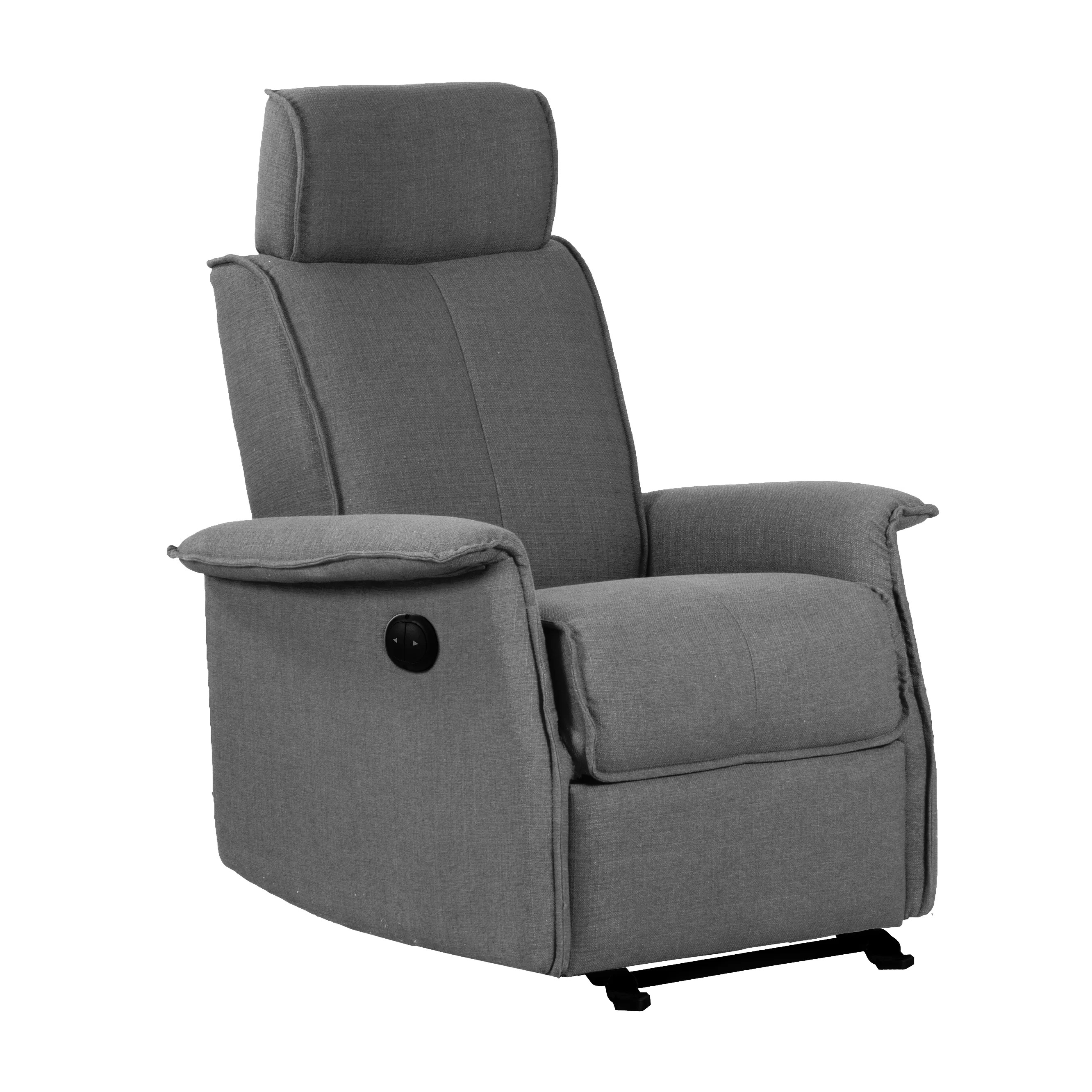 push button recliner chairs special for disabled shermag electric wayfair