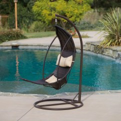 Buy Chair Swing Stand Office Neck Support Moorea Wicker With And Reviews Allmodern