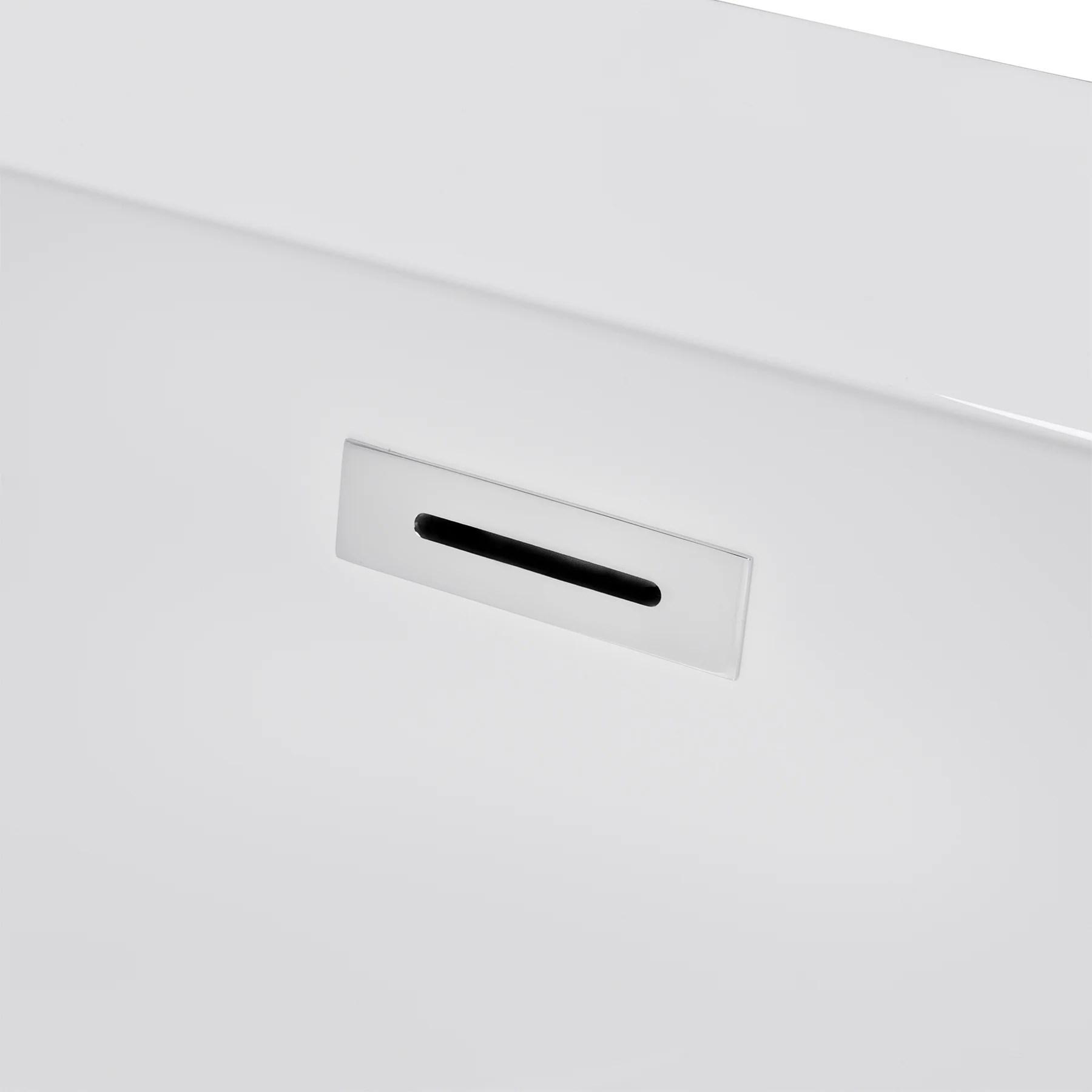Akdy Acrylic Bathroom Freestanding Spa 65 L X 31 5 W Bathtub Amp Reviews