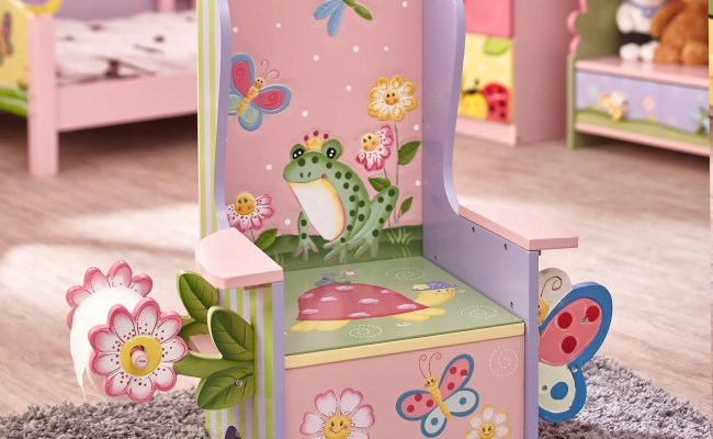 Fantasy Fields By Teamson Magic Garden Potty Chair