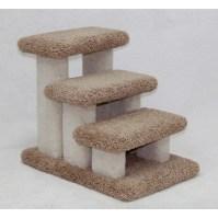 carpeted pet steps  Floor Matttroy