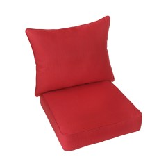 Indoor Outdoor Chair Cushions Office Png Darby Home Co Textured 2 Piece Sunbrella