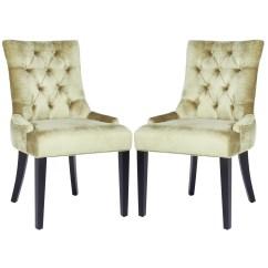 Bunjo Chair Target Wing Back Accent Charlton Home Reynesford Velvet Side Set Of 2